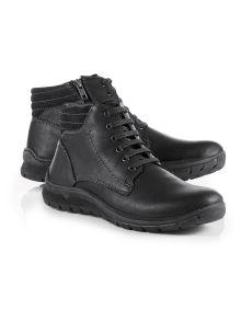 Bequem-Reißverschluss-Stiefel