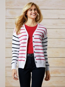 Yachting Cardigan