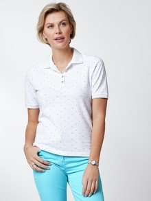 Stretch Pique-Polo Multicolor