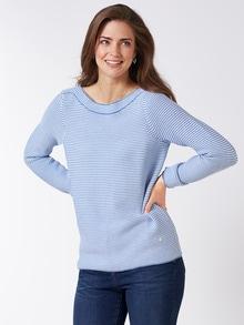 Pima Cotton Pullover Links/Links