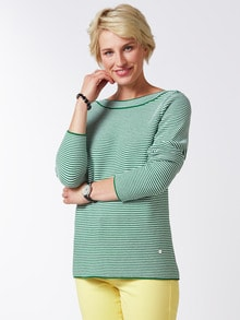 Pima Cotton Pullover Links/Links