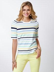 Pima Cotton Shirt Streifen