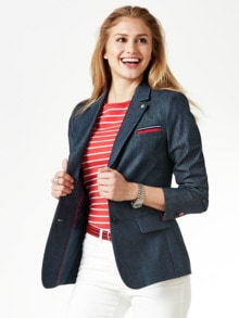 Denimblazer Supersoft