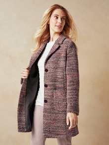 Betty Barclay Wolljacke Multicolour Detail 1