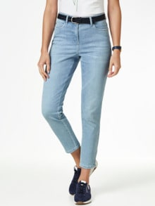 7/8- Jeans Bestform Medium Blue Detail 1