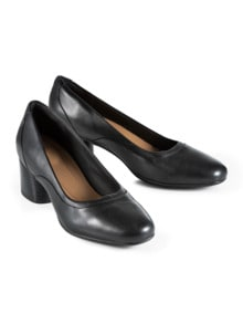 Clarks Leder-Pumps