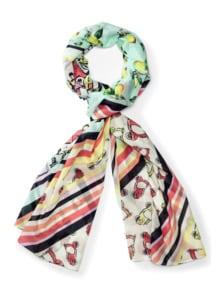Swiss Cotton Schal Miami