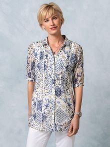 76ce9e0dbda0 Hochwertige Tunika-Blusen für den perfekten Sommer-Look