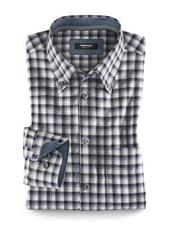 Extraglatt-Hemd Soft Twill