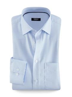 Extraglatt-Twill-Hemd
