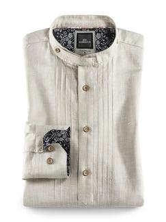 Leinen-Trachtenhemd