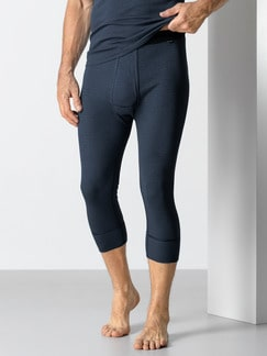 Thermo-Kniehose 2er-Pack Mar. gestreift Detail 1