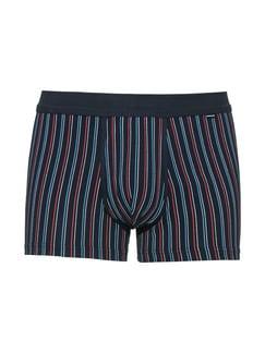 Streifen Shorts m.E. 2er-Pack Blau/Rot Detail 3