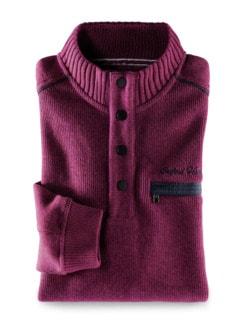 Wohlfühl-Pullover Softrib