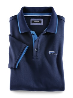 Maritim Polo Navy Detail 1