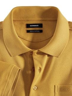 Premium SUPIMA-Polo Safran Detail 3
