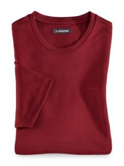 Klepper Dry Touch T-Shirt Rot Detail 1