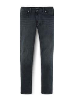 5 Pocket Jeans Insider Darkblue Detail 1