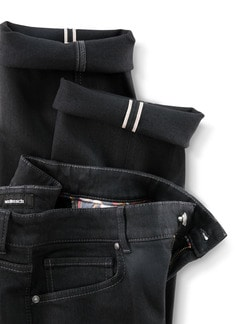 Selvage Raw-Denim Black Detail 4