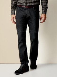 Selvage Raw-Denim Black Detail 2