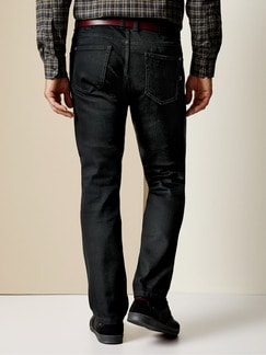 Selvage Raw-Denim Black Detail 3