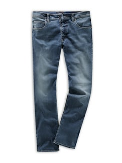 Husky Jeans Five Pocket Dark Stone Detail 1