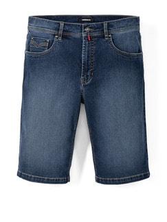 Ultralight Bermudas Jeans 2.0 Stone Detail 1
