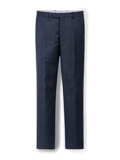 Schurwoll Anzug-Hose S100