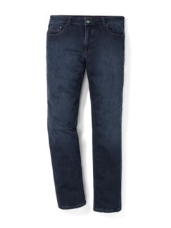 Thermojeans Five Pocket Dark Blue Detail 1