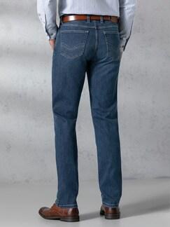 Extraglatt Flex Jeans Modern Fit Stone Detail 3