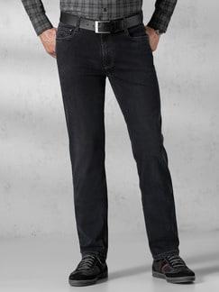 Extraglatt Flex Jeans Modern Fit Black Detail 2