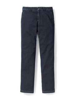 Jogger Jeans Chino Dark Blue Detail 1