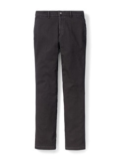 Jogger Jeans Chino Black Detail 1