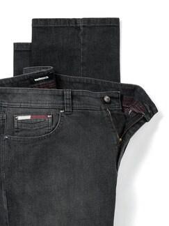 Thermolite Five Pocket Jeans Grey Detail 4