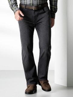 Thermolite Five Pocket Jeans Grey Detail 2