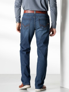 Thermolite Five Pocket Jeans Stone Detail 3