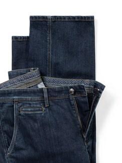 Husky Jeans Chino Dark Blue Detail 4