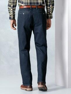 Husky Jeans Chino Dark Blue Detail 3