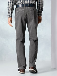 Husky Jeans Chino Grey Detail 3