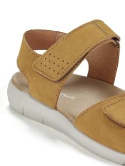 Klett-Sandale Safran Detail 3