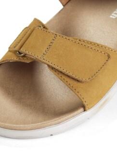 Klett-Sandale Safran Detail 4