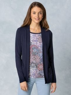 Paisley Twinset 2 in 1 Marine Detail 1