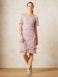 Layering Kleid Monet Multicolour Detail 1