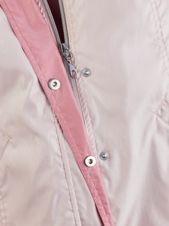 Langjacke High Seta de Luxe rose Detail 4