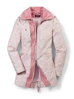 Langjacke High Seta de Luxe rose Detail 3