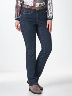 Husky-Jeans Dark Blue Detail 1