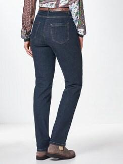 Husky-Jeans Dark Blue Detail 4