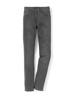 Husky-Jeans Light Dark Grey Detail 2
