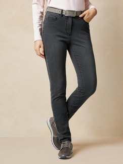 Shape 360 Grad Denim Dark Grey Detail 1