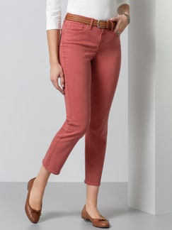 NYDJ Sheri Ankle Jeans Chilli Pepper Detail 1